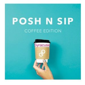 SYR Posh n Sip: Coffee Edition